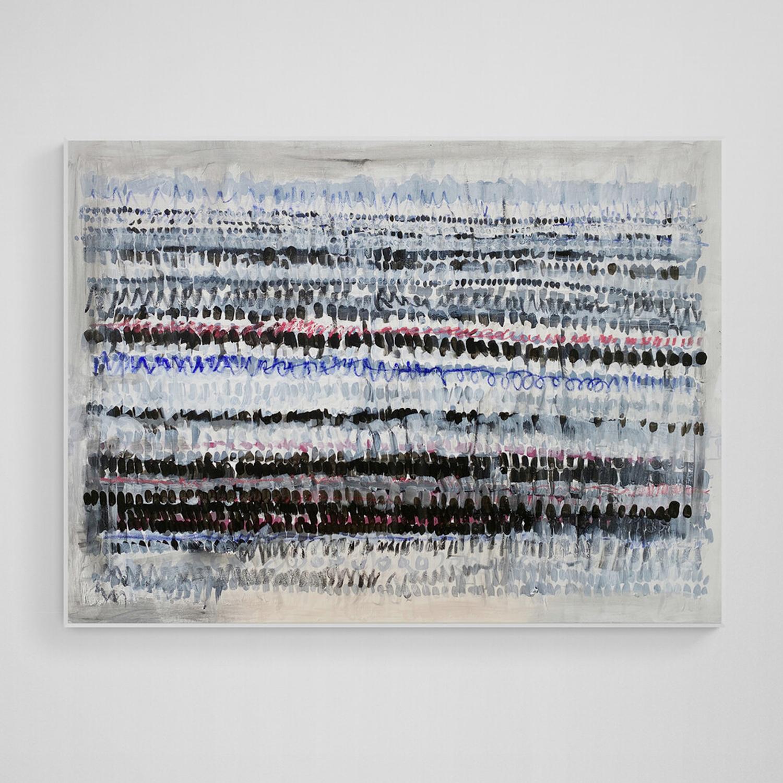 Art contemporain- Acrylique sur toile
